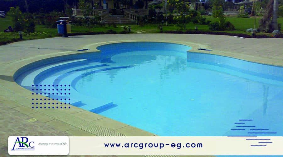 تكلفة إنشاء حمامات السباحة في مصر